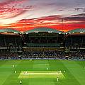 Australia V England - Second Test Day 4 by Cameron Spencer