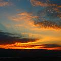 Australian Sunrise by Clark Kopelman
