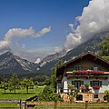 Austrian Cottage by Debra and Dave Vanderlaan