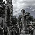 Austrian Graveyard by Gregory Dyer