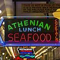 Authentic Lunch Seafood by Scott Campbell