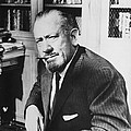 Author John Steinbeck by Underwood Archives