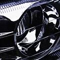 Auto Headlight 155 by Sarah Loft