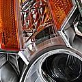 Auto Headlight 25 by Sarah Loft
