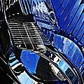Auto Headlight 71 by Sarah Loft