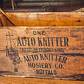 Auto Knitter Box by Paul Freidlund