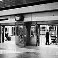 automated guideway transit system at Denver International Airport Colorado USA by Joe Fox