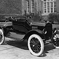 Automobile, 1921 by Granger