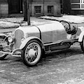 Automobile Disbrow, C1917 by Granger
