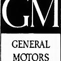 Automobiles Gm Logo by Granger
