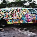 Automotion Van  by Miles Wickham