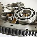Automotive Clutch Parts by Garry McMichael