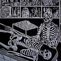 Autopsy by Jose Mendez