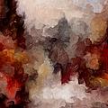 Autumn Abstract by Georgiana Romanovna