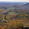 Autumn Across The Shenandoah by Skip Willits