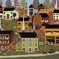 Autumn Afternoon by Medana Gabbard