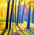 Autumn by Algirdas Lukas