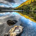 Autumn At Crafnant  by Adrian Evans