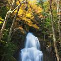 Autumn At Moss Glenn Falls by Jeff Folger