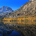 Autumn At Silver Lake by Donna Kennedy