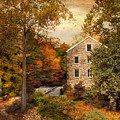 Autumn At Stone Mill by Jessica Jenney