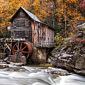 Autumn At The Mill by John Kiss