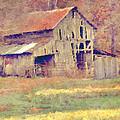 Autumn Barn by Ryan Burton