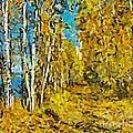 Autumn Beauty by Dragica  Micki Fortuna