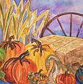 Autumn Bounty by Ellen Levinson