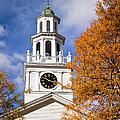 Autumn Church by Brian Jannsen