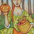 Autumn Colonial by Beth Clark-McDonal