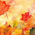 Autumn Dance by Irina Sztukowski
