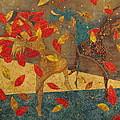 Autumn Dance by Lynda K Boardman