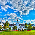 Autumn Day At The Sagamore Resort by David Patterson