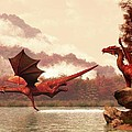 Autumn Dragons by Daniel Eskridge
