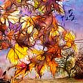 Autumn Dreams by Kasandra Sproson