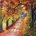 Autumn Dreams by Lora Duguay