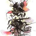 Autumn Flower by Aniko Hencz