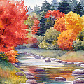 Autumn Glory by Janet Zeh