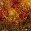 Autumn Glow - Wip by Angela L Walker