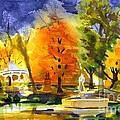 Autumn Gold 2 by Kip DeVore