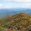 Autumn Great Smoky Mountains by Melinda Fawver