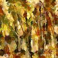 Autumn Impression 2 by Dragica  Micki Fortuna
