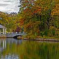Autumn In Atlanta by Eric Albright