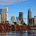 Autumn In Austin by Judy Vincent