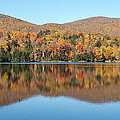 Autumn In Killington Vermont by Bruce Neumann