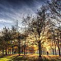 Autumn In London by David Pyatt