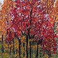 Autumn In Nashville by Holly Carmichael