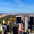 Autumn In New York City by Dan Sproul