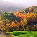 Autumn In New York by Gary Benson